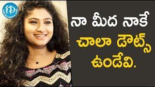 నా మీద నాకే చాలా డౌట్స్ ఉండేవి. - Actress Vishnu Priya || Soap Stars With Anitha - IDREAMMOVIES