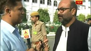 Let people suspect but it won't happen, says Ajay Kumar Lallu on their candidates changing sides - ABPNEWSTV