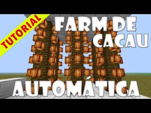 Farm de Cacau Automática - Tutorial 16 - Baron Gamer -