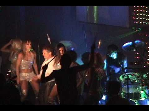 Dance house - ELECTRODRUMS percusion Bailarinas de TV show para fiestas ELECTRONICO sunset lucho -