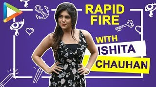 "Ishita Chauhan: ""Aspire to be like DEEPIKA PADUKONE"" 