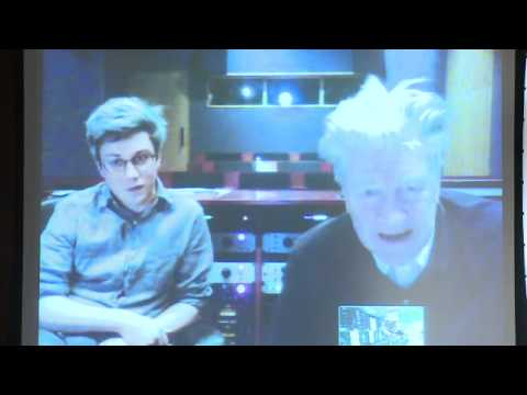 IMS:2011 Keynote Interview: David Lynch interviewed by Rob da Bank and Jason Bentley