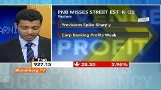 Earnings Edge: PNB Misses Street Estimate In Q2 - BLOOMBERGUTV