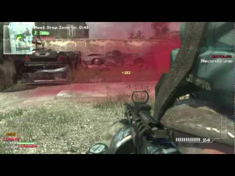 bigtard123 - MW3 - Drop Zone Striking back with the striker.