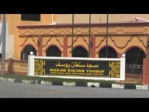 Sejarah Masjid Sultan Yussuf
