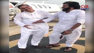 Big Shock to Congress   Nadendla Manohar to join Jana Sena   Meets Pawan Kalyan   CVR News - CVRNEWSOFFICIAL