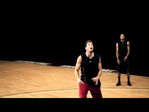 Nike Basketball Pro Training, Blake Griffin, Rebounding Go Get It Drill