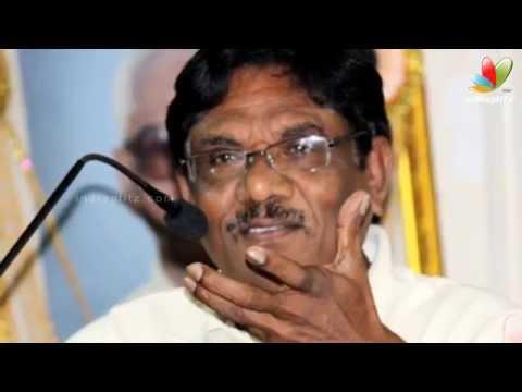 Bharathiraja clarifies on beating his heroines | Award Function | Cinema News, Suhasini