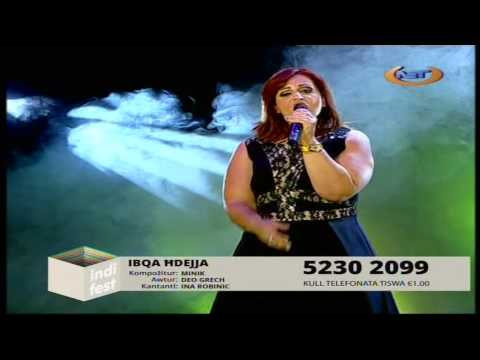 Indifest 2014 - Ina Robinich - Ibqa' Ħdejja