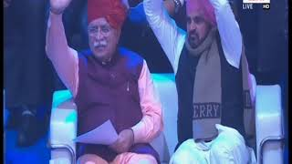 PWL 3 Day 12: Haryana CM Manohar Lal Khattar shows his presence at Pro Wrestling League Season 3 - ITVNEWSINDIA