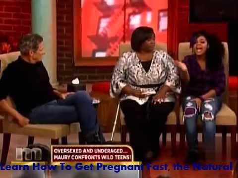 School Security Guard Overpowered By Teen Girl 2009 Maury
