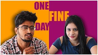 One Fine Day - Latest Telugu Short Film 2019 - YOUTUBE