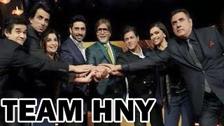 Happy New Year team on Amitabh Bachchan's reality show! - EXCLUSIVE