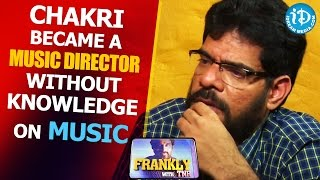 Chakri Became A Music Director Without Knowledge On Music - Simha || Talking Movies With iDream - IDREAMMOVIES