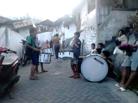 Drumband pokoke joget prigen