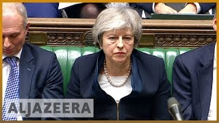 🇬🇧 UK parliament rejects Theresa May's Brexit deal l Al Jazeera English - ALJAZEERAENGLISH