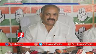 YSRCP Need To Work With Congress For AP Feature | Dronamraju Srinivas | iNews - INEWS