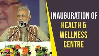 PM Modi's Speech at Inauguration of Health and Wellness Centre in Bijapur | Mango News - MANGONEWS