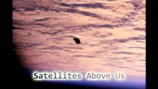 Royalty Free Satellites Above Us:Satellites Above Us