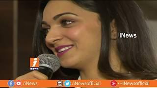 Kiara Advani Cute Speech at Bharat Ane Nenu Movie Success Meet | Mahesh Babu | Koratala Siva | iNews - INEWS