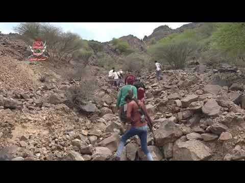 شاهد بالفيديو :قوات العمالقة والقوات الجنوبية المشتركة تتقدم نحو منطقة شعنب وحبيل صلاح في ماوية بتعز