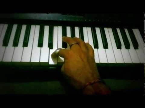 Pani Da Rang (Vicky Donor) Piano Cover By Ashish Agarwal
