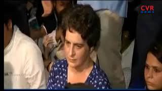 Priyanka Gandhi gets new office at Congress Headquarters in Delhi | CVR News - CVRNEWSOFFICIAL