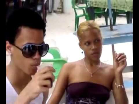 playa de boca chica, republica dominicana.