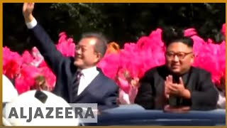 🇰🇷 🇰🇵 South Korean leader in Pyongyang to reboot nuclear talks | Al Jazeera English - ALJAZEERAENGLISH