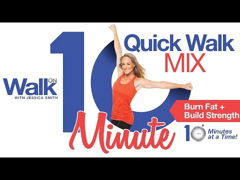 Fit in Fitness 10 minutes at a time with our NEW