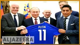 🇷🇺 Football diplomacy: Russia praised as World Cup host | Al Jazeera English - ALJAZEERAENGLISH
