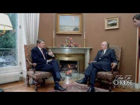 A Mini-Thaw: Reagan and Gorbachev Meet - Shultz Documentary