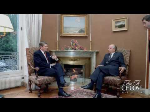 A Mini-Thaw: Reagan and Gorbachev Meet - Shultz Documentary
