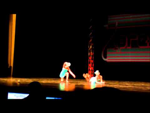 Maddie and Mackenzie Unaired Duet- Xpression Grand Rapids Invitational
