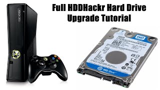 How to Upgrade Your Xbox 360 Hard Drive for Cheap! [Full HDDHackr Tutorial]