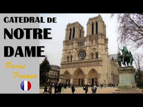 CATEDRAL DE NOTRE DAME - PARIS (CATHEDRAL OF NOTRE DAME-PARIS)