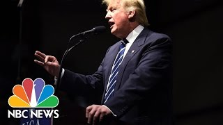 What We Can Learn From Donald Trump's Speech Patterns | NBC News - NBCNEWS