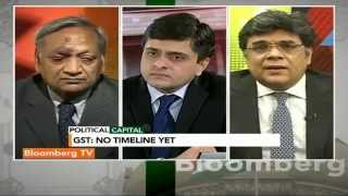 "Political Capital- ""May See A Compromised Version Of GST"" - BLOOMBERGUTV"