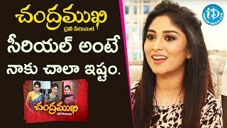 Chandramukhi Serial is My Favorite - Actress Manjula | Soap Stars With Anitha #55 | iDream Movies - IDREAMMOVIES