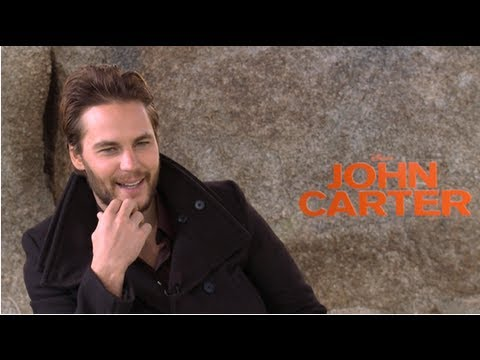Taylor Kitsch Talks Heartthrob Status and Friday Night Lights Movie
