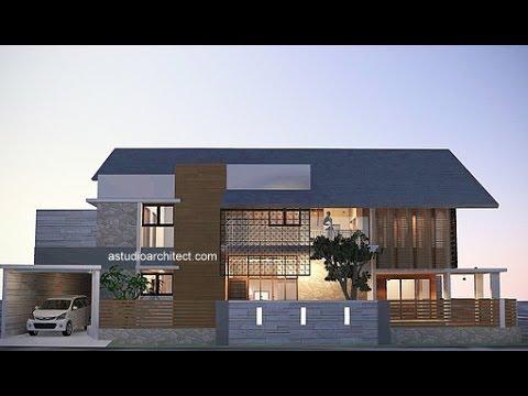 Desain rumah dan interior design - Rumah Bapak Eko P - Bekasi