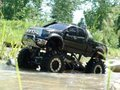RC ADVENTURES -  SCALE RC TRUCKS # 3 - Mud, Forest,  & Water Trails!  Tamiya Toyota Tundra 4X4