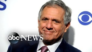 Former CBS CEO Les Moonves denied $120M severance pay - ABCNEWS