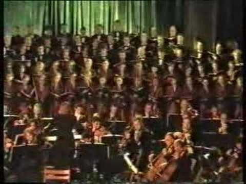 A. Verdi - La Traviata - Di Madride... / Chór Akademicki UW