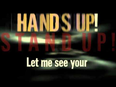 James Durbin - Stand Up - Lyric Video