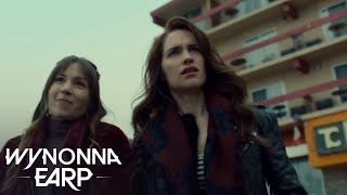 WYNONNA EARP | Season 3, Episode 1: Bumping With Bulshar | SYFY - SYFY