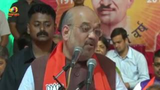 Amit Shah Speech About BJP Party at Panna Pramukh Sammelan in Nadiad | Mango News - MANGONEWS