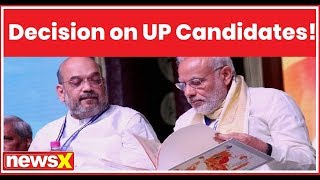 Lok Sabha Elections 2019 Phase 1: BJP, PM Narendra Modi conducts CEC Meet, to decide UP candidates - NEWSXLIVE