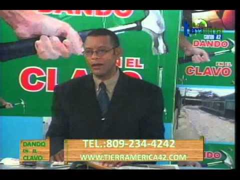 DANDO EN EL CLAVO TV 30 DE AGOSTO DEL 2011- 3 DE 4
