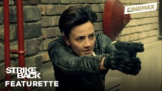 New Tactics | Strike Back | Cinemax - CINEMAX
